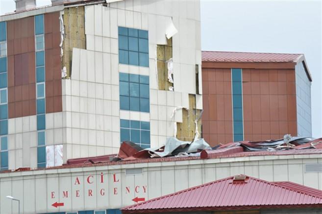 AFAD, 113 hasar ihbarını yanıtladı