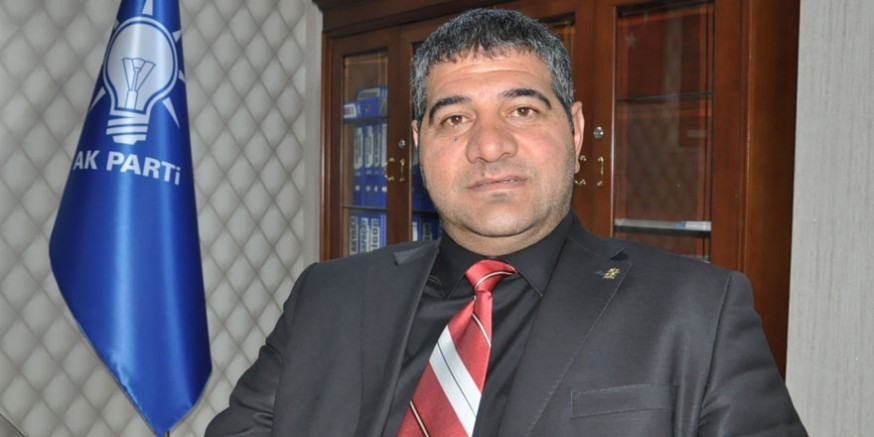 AK Parti Digor İlçe Başkanı Tuncer Baykiz, istifa etti