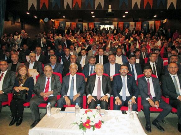AK Parti Genişletilmiş İl Danışma Meclisi toplantısı yapıldı