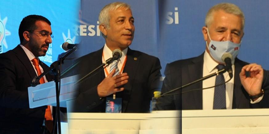 AK Parti kongresinden Azerbaycan'a destek