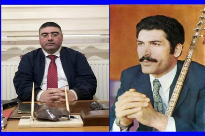 """""""Aşık Murat Çobanoğlu'nu vefatının 15'nci yılında rahmetle ve saygıyla anıyorum"""""""