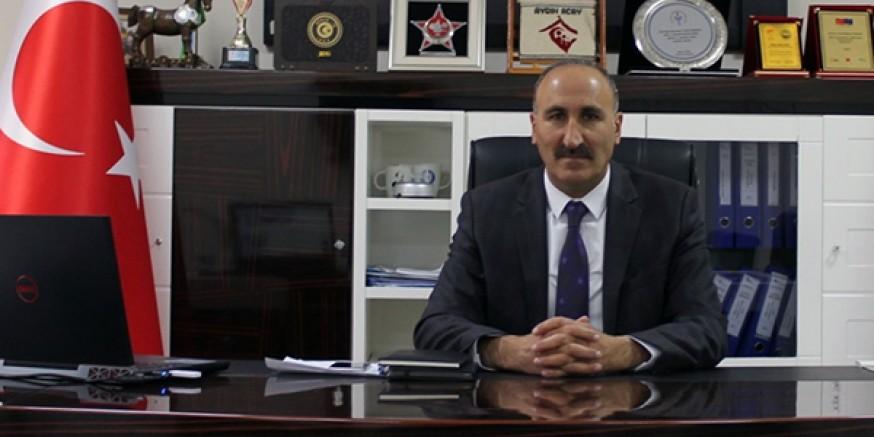 Aydın Acay, Kars İl Milli Eğitim Müdürü oldu