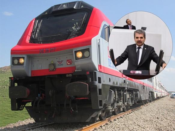 Bakü-Tiflis-Kars Demiryolu TBMM gündeminde