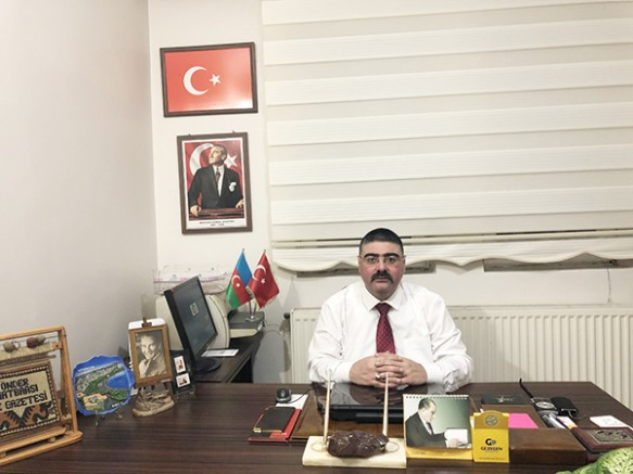 Başkan Ercüment Daşdelen'in Kurban Bayramı mesajı