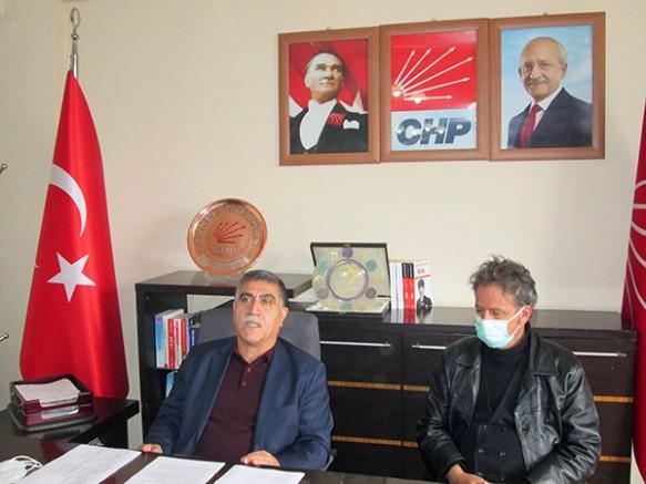 CHP'nin 20 kişilik heyeti Kars'a geliyor