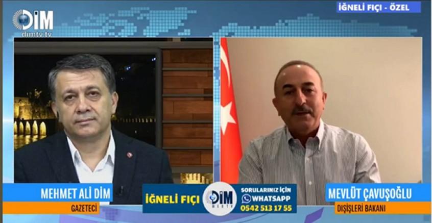 Dışişleri Bakanı Çavuşoğlu ve KGK uluslararası medyada gündem oldu