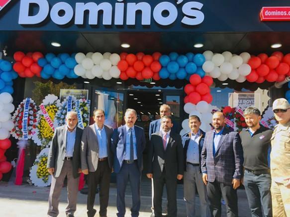 Domino's Pizza Kars'ta açıldı