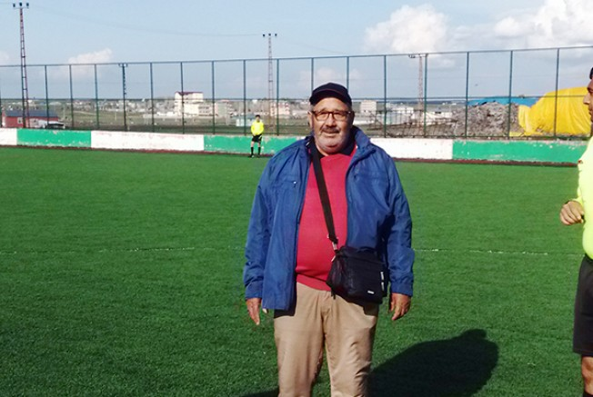 Futbol camiasının acı kaybı: İsmail Bedel vefat etti