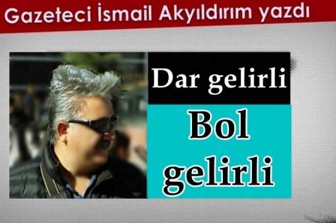 Gazeteci İsmail Akyıldırım yazdı: