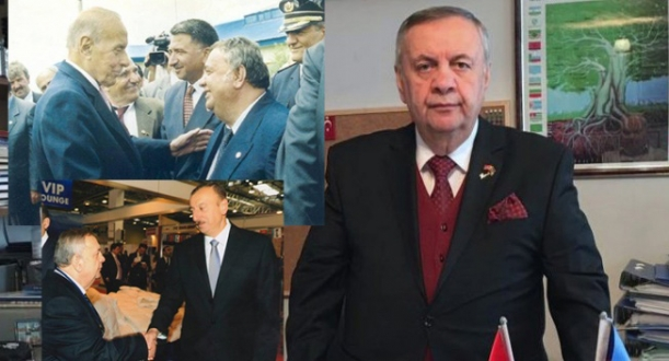 Haydar Aliyev'in yakın dostu Osman Gezeker'in ailesinden Azerbaycan'a teşekkür