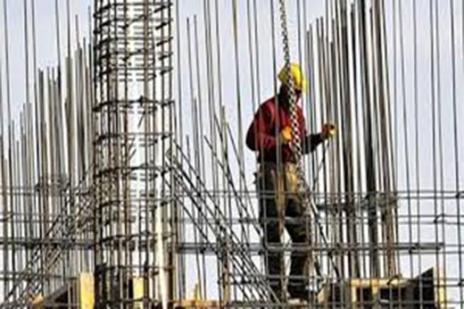 İnşaat maliyet endeksi aylık yüzde 0,79 düştü