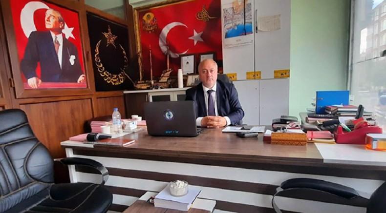 İş insanı Fuat Öztürk'ten, Vali/Belediye Başkanı Türker Öksüz ve ekibine teşekkür