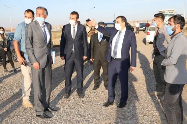 İşte Devlet, işte hizmet: Vali/Belediye Başkanı Türker Öksüz, sahada