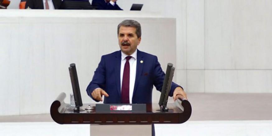 İYİ Partili Feridun Bahşi, Kars TÜİK binasını TBMM gündemine taşıdı