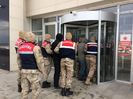 Jandarmanın dedektifleri organize suç örgütünü çökertti