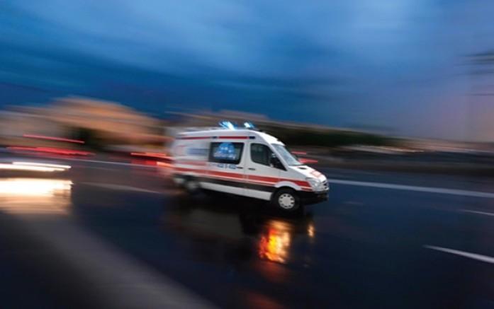 Kafasına kamyon kasası çarpan şahıs öldü