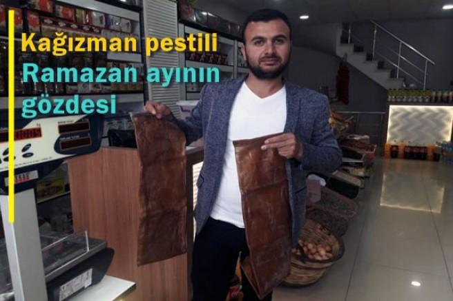 Kağızman Pestili, Ramazanın gözdesi