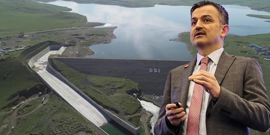 Kars Barajı açılıyor