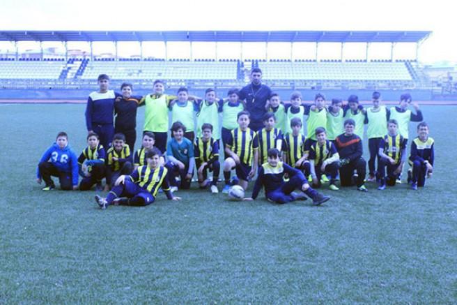 Kars Fenerbahçe Futbol Okulu 9-14 Haziran'da Antalya'da kampa girecek