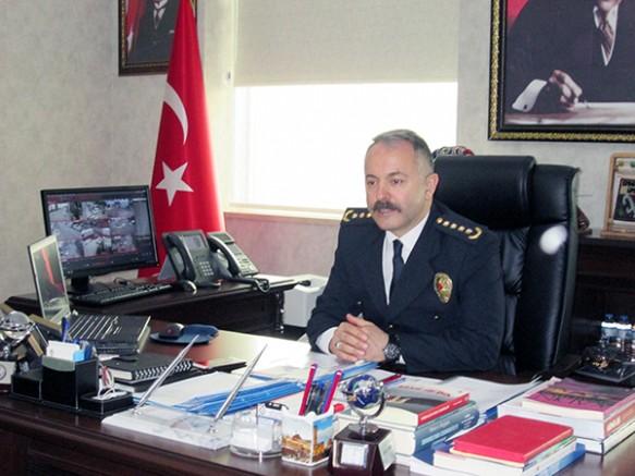 Kars İl Emniyet Müdürü Ümit Bitirik, Burdur'a atandı
