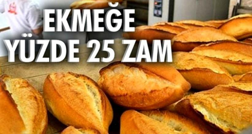 Kars'ta, ekmeğin gramajı düştü, fiyatı yüzde 25 arttı
