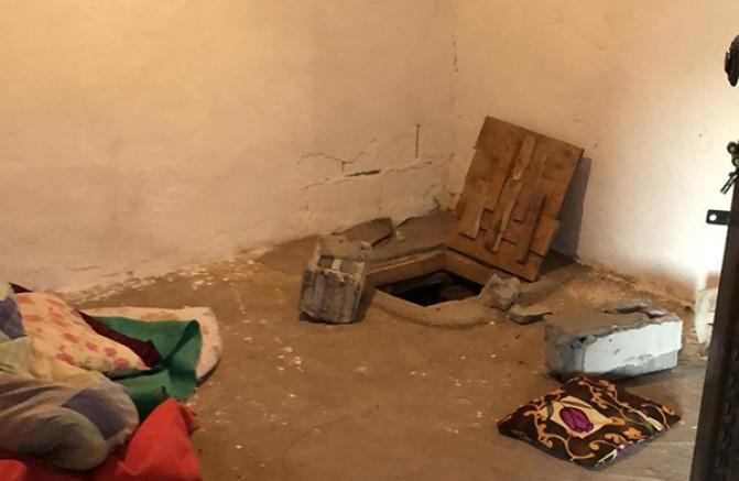 Kars'ta, Jandarma firari cinayet zanlısını kıskıvrak yakaladı