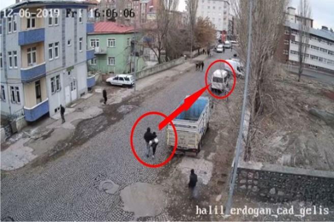Kars'ta, liseli kız öğrenciyi zorla kaçırmaya çalışanlar tutuklandı