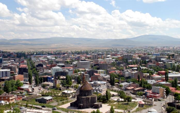 Kars'ta TÜFE bir önceki aya göre  yüzde 1,44 arttı