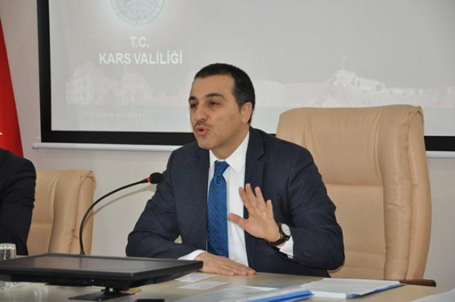 Kars Valisi Türker Öksüz, Kurban Bayramında vatandaşları uyardı