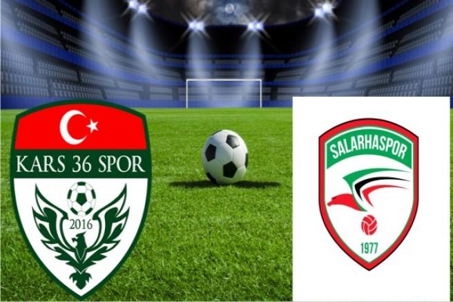 Kars36 Spor 0 - Rize Salarha Spor 0