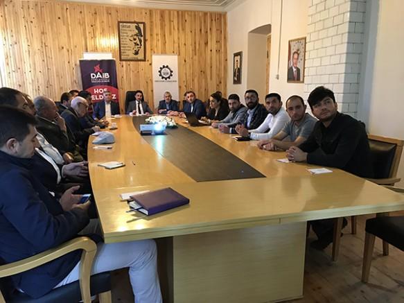 KATSO'da, Dış Ticaret Bilgilendirme Semineri düzenlendi