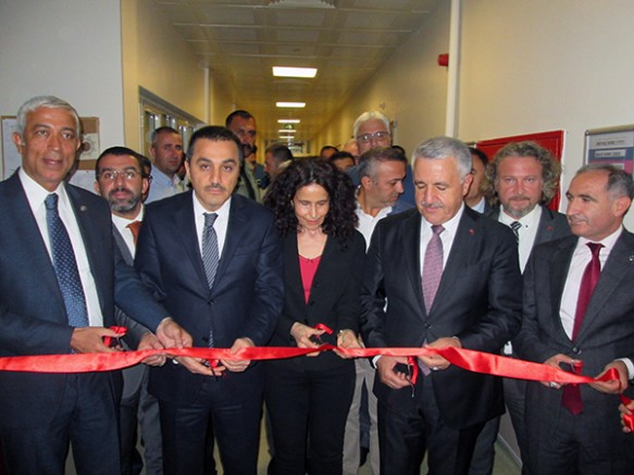 KAÜ, Araştırma Hastanesinde Kadın Doğum üniteleri açıldı
