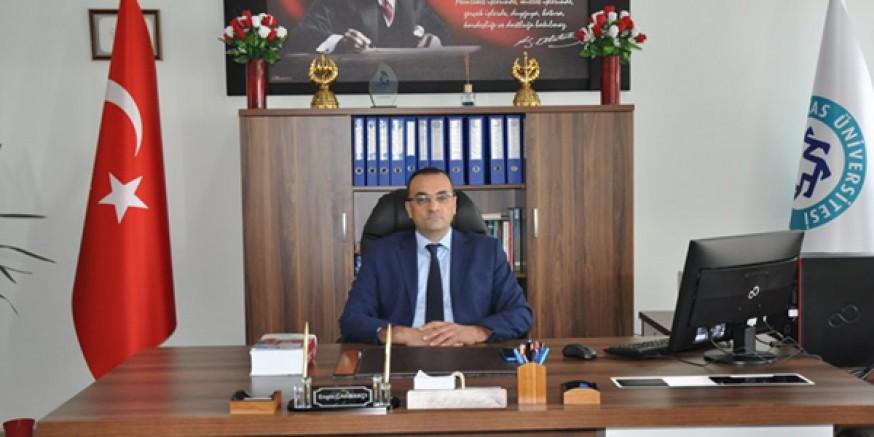 KAÜ Genel Sekreterliği'ne Engin Çakmakçı vekaleten atandı