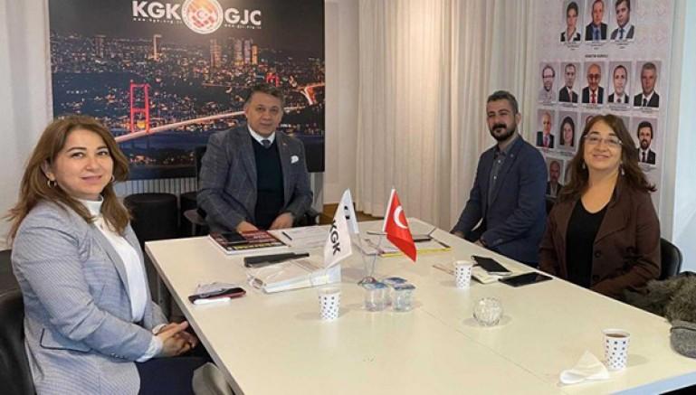 Küresel Gazeteciler Konseyi, STK'ların da buluşma noktası