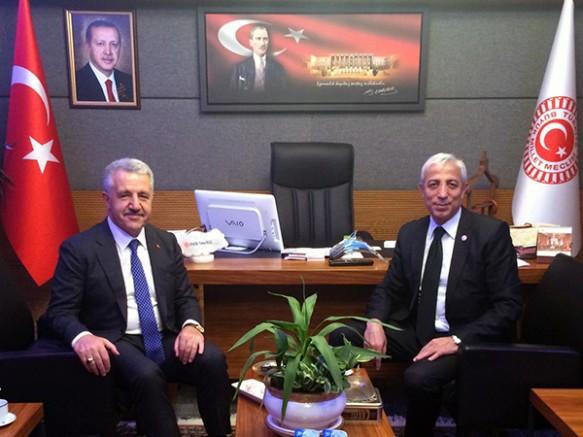 Milletvekilleri Arslan ve Kılıç'ın Öğretmenler Günü mesajı