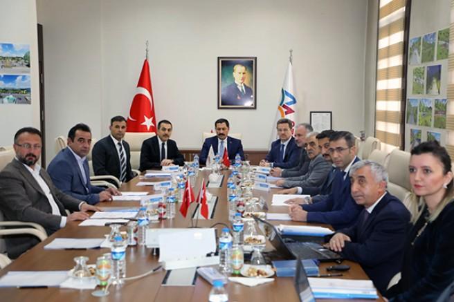 SERKA'nın 68'nci Yönetim Kurulu toplantısı yapıldı