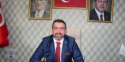 AK Parti İl Başkanı Adem Çalkın, kongre tarihlerini açıkladı