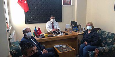 AK Parti İnsan Hakları Birim Başkanlığı'ndan önemli ziyaret