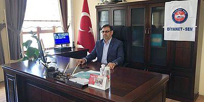 Diyanet-Sen Kars Şube Başkanı Ebubekir Keleş'in, 15 Temmuz mesajı