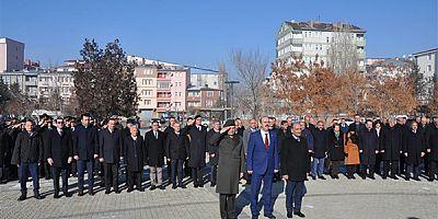 Doğu Cephesi Komutanı Kars'ın kurtarıcısı Kazım Karabekir Paşa anıldı