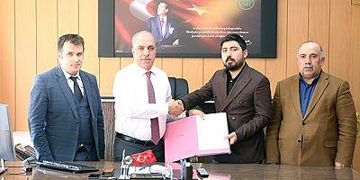 DSİ Kars 24. Bölge, sözleşmeyi imzaladı