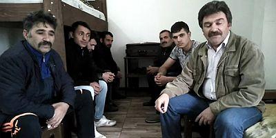 Gürcistan'da mahsur kalan Karslılar geri gelmek istiyor
