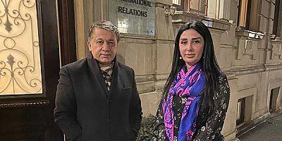Hocalı tanığı Ermeni mezalimini dünyaya ağlayarak anlattı
