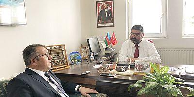 """İSBAM Başkanı: """"Azerbaycan kendi haklı davasında büyük bir zafer kazandı"""""""