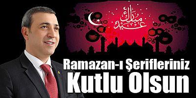 KAIFED Genel Başkanı Dr.Erdoğan Yıldırım'ın Ramazan ayı mesajı