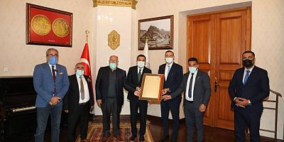 KAIFED Genel Başkanı Erdoğan Yıldırım, Kars'ta