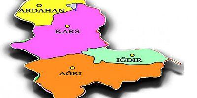 Kars, Ardahan, Iğdır ve Ağrı'da, TÜFE aylık yüzde 0,47 arttı