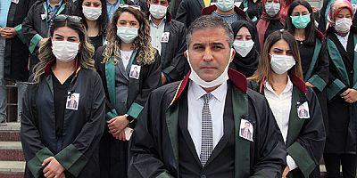 Kars Barosu, Avukat Metin Avunca'nın derin acısını yaşıyor
