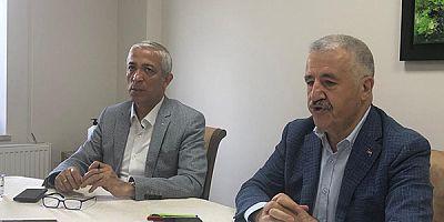 Kars Milletvekili Ahmet Arslan'dan Doğukapı açıklaması