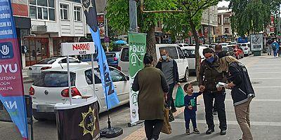 Kars Narkotik polisi anne ve anne adaylarını bilgilendirdi